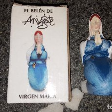 Figuras de Belén: FIGURA EL BELEN DE MINGOTE VIRGEN MARIA. Lote 71418319