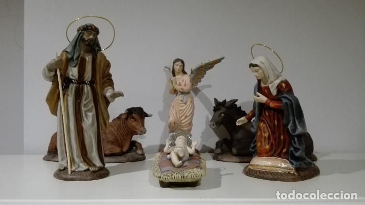 Figuras de Belén: Figuras de nacimiento para Belén pesebre nacimiento - Foto 2 - 73048327