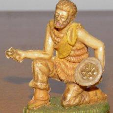 Figuras de Belén: FIGURA DE BELEN,27/6 MADE IN ITALY,AÑOS 60. Lote 74232219