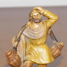 Figuras de Belén: FIGURA DE BELEN,21/6 MADE IN ITALY,AÑOS 60. Lote 74233355