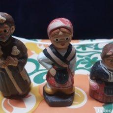 Figuras de Belén: ANTIGUAS FIGURAS BELEN. Lote 81266542
