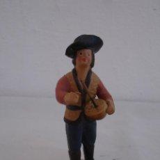 Figuras de Belén: FIGURITA DE BELEN DE ARCILLA. Lote 85439732