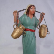 Figuras de Belén: FIGURITA DE BELEN DE ARCILLA. Lote 86195280