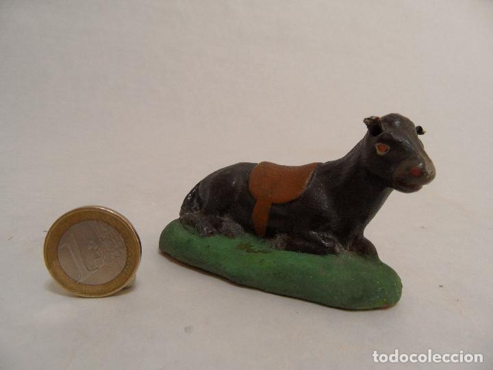Figuras de Belén: Mula. Figura Belén/Pesebre/Nacimiento. - Foto 3 - 89577588