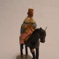 Figuras de Belén: REY MAGO. FIGURA BELÉN/PESEBRE/NACIMIENTO.MURCIA. Lote 109352631