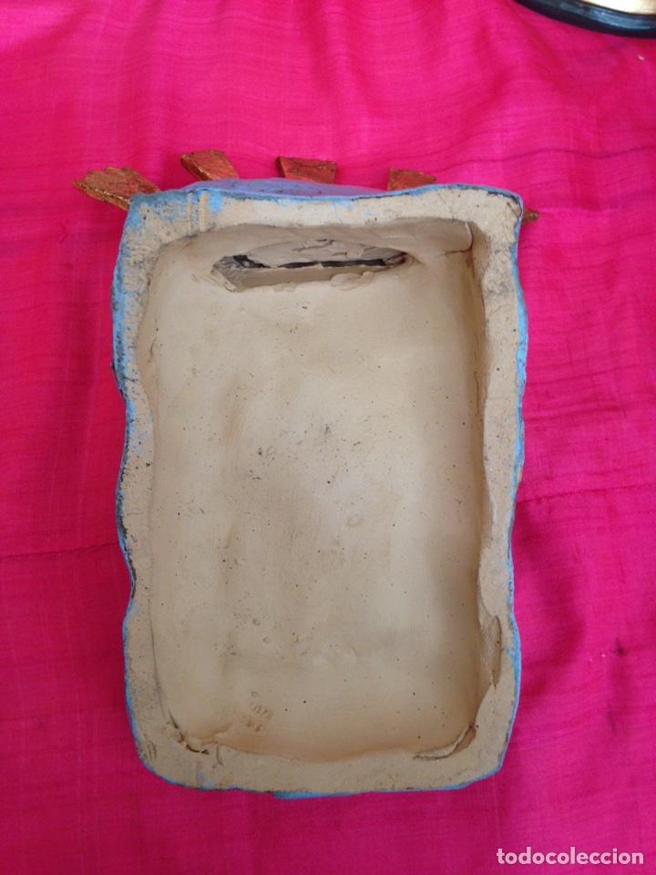 Figuras de Belén: Belen tipo napolitano de barro ( nuevo ) - Foto 4 - 90091928
