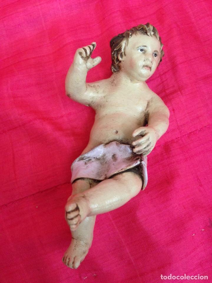 Figuras de Belén: Belen tipo napolitano de barro ( nuevo ) - Foto 6 - 90091928