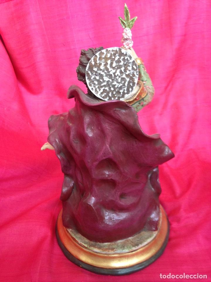 Figuras de Belén: Belen tipo napolitano de barro ( nuevo ) - Foto 8 - 90091928