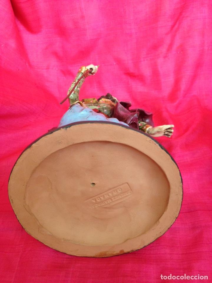 Figuras de Belén: Belen tipo napolitano de barro ( nuevo ) - Foto 9 - 90091928