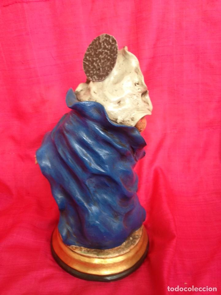 Figuras de Belén: Belen tipo napolitano de barro ( nuevo ) - Foto 12 - 90091928
