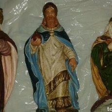 Figuras de Belén: FIGURA BELÉN , TRES REYES MAGOS. .. Lote 103047418