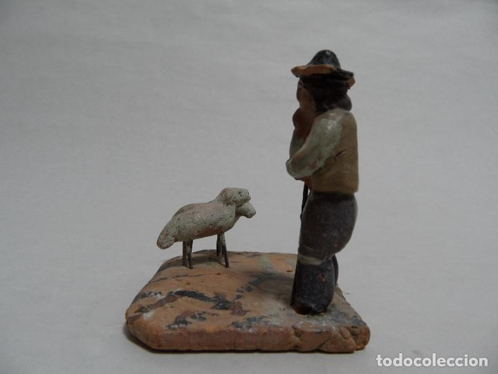 Figuras de Belén: Pastor. Belén/Pesebre/Nacimiento. - Foto 3 - 96459719