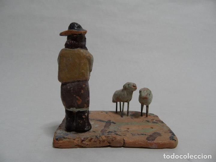 Figuras de Belén: Pastor. Belén/Pesebre/Nacimiento. - Foto 5 - 96459719