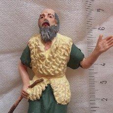 Figuras de Belén: PASTORCILLO ARRODILLADO. FIGURAS NAVIDAD BELEN CLÁSICAS DE OLIVER O PECH. AÑOS 70. Lote 99087559