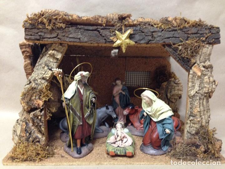 Navidad pesebre bel n nacimiento de murcia comprar for Amazon figuras belen