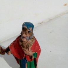 Figuras de Belén: REY HERODES BELÉN ANTIGUO HERMANOS PECH BELEN OLIVER. Lote 100469895