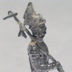 Figuras de Belén: FIGURA BELÉN DE PLOMO. Lote 102969903