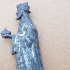 Figuras de Belén: FIGURA BELÉN DE PLOMO. Lote 103034776