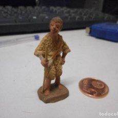 Figuras de Belén: FIGURA PESEBRE BELEN. Lote 103229503