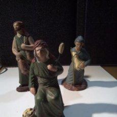 Figuras de Belén: * ANTIGUAS FIGURAS MURCIANAS.DECORARTE.FERNANDEZ. Lote 103246503