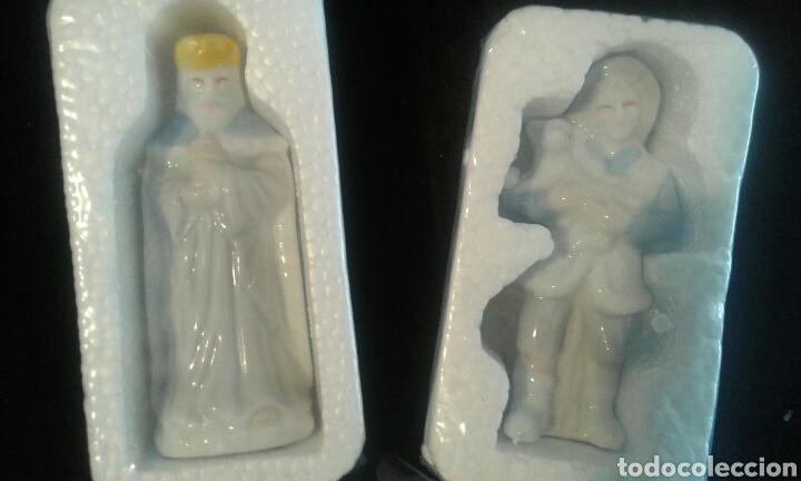 Figuras de Belén: Figuras belén porcelana - Foto 2 - 104465064