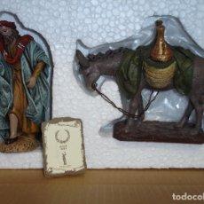 Figuras de Belén: FIGURA BELÉN PESEBRE ARRIERO DECORARTE J. FERNANDEZ. Lote 133790857