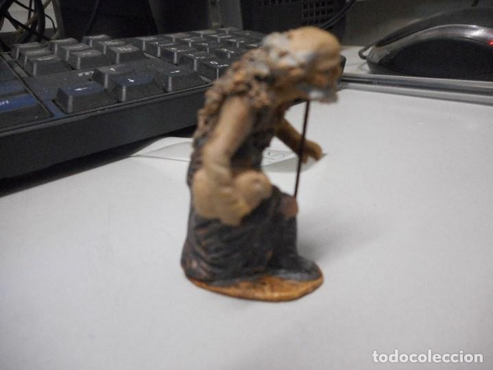 Figuras de Belén: preciosa figura pesebre belen posible castells mide 4,3 cm altura - Foto 6 - 105189303