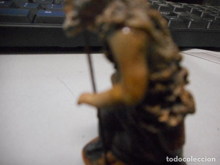 Figuras de Belén: preciosa figura pesebre belen posible castells mide 4,3 cm altura - Foto 9 - 105189303