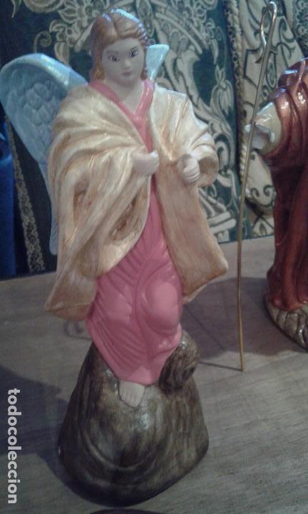 Figuras de Belén: Antiguas figuras grandes de belén - Foto 4 - 105692751