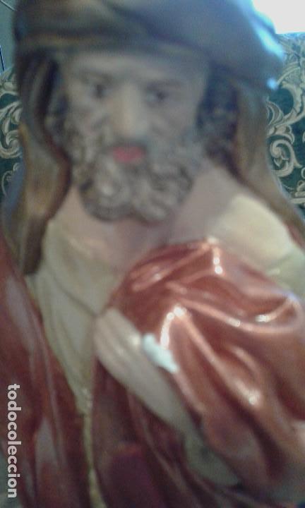 Figuras de Belén: Antiguas figuras grandes de belén - Foto 10 - 105692751
