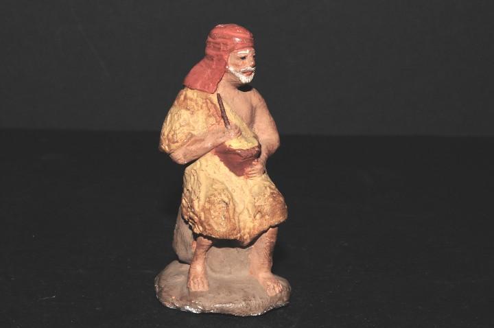 Figuras de Belén: FIGURA DE BELEN O PESSEBRE EN BARRO O TERRACOTA - Foto 2 - 106004295