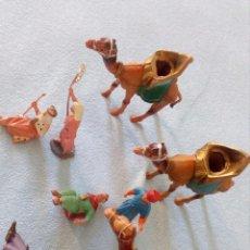 Figuras de Belén: REYES BELÉN OLIVER HERMANOS PECH. Lote 106927859