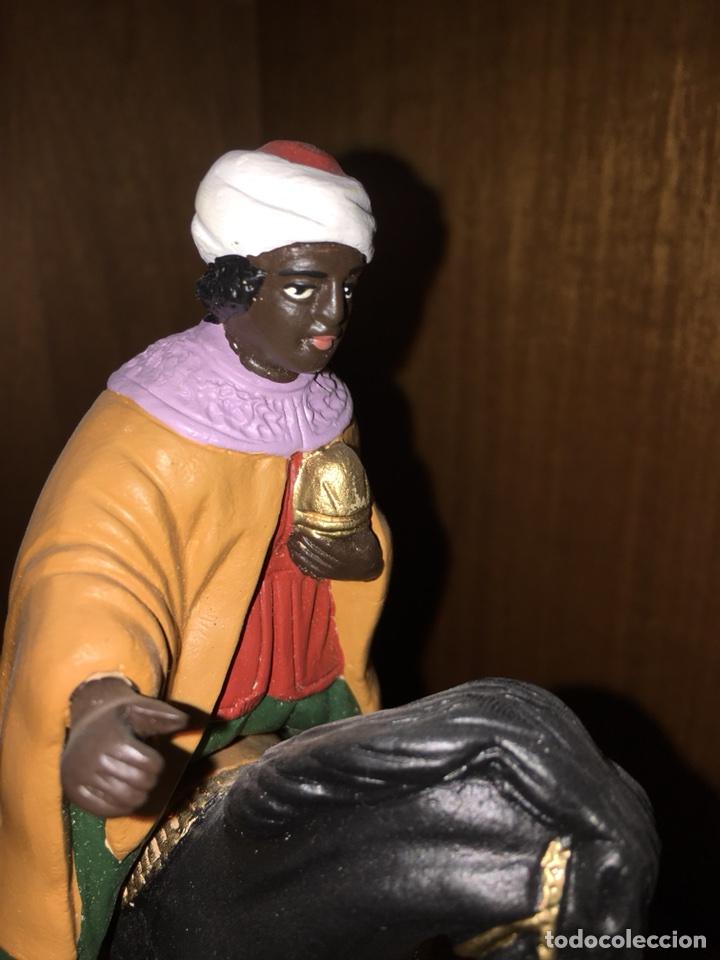 Figuras de Belén: Tres Reyes Magos antiguos - Foto 5 - 53270514