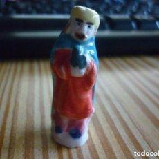 Figuras de Belén: FIGURA DE PORCELANA DEL ROSCÓN DE REYES. Lote 109384547