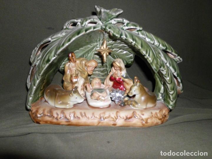 Figuras de Belén: BELEN DE PORCELANA - Foto 2 - 112243171