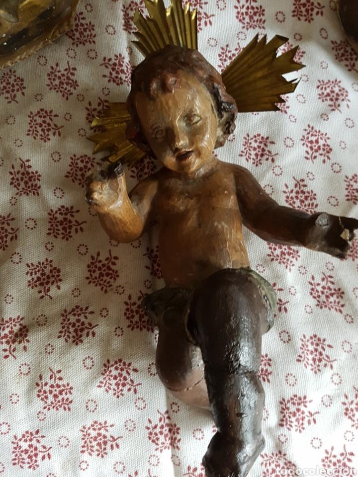 Figuras de Belén: Nacimiento, figuras de Belén de gran tamaño, San Jose 62cm. - Foto 13 - 117644259