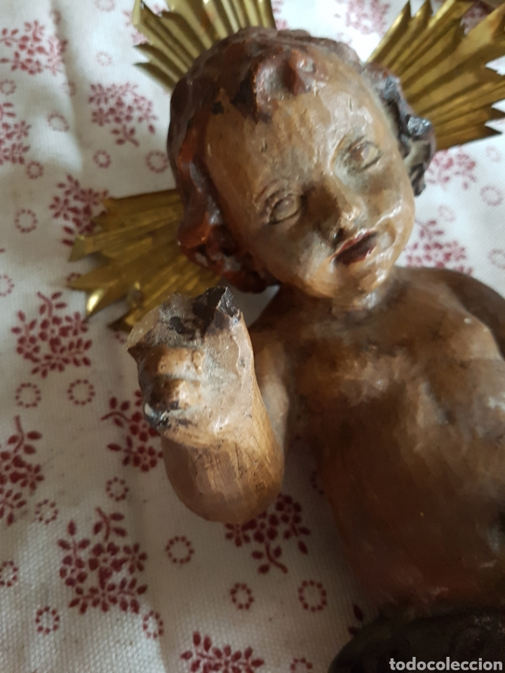 Figuras de Belén: Nacimiento, figuras de Belén de gran tamaño, San Jose 62cm. - Foto 14 - 117644259