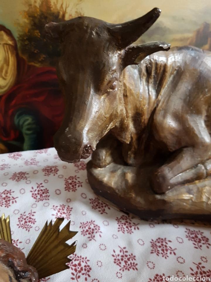 Figuras de Belén: Nacimiento, figuras de Belén de gran tamaño, San Jose 62cm. - Foto 30 - 117644259