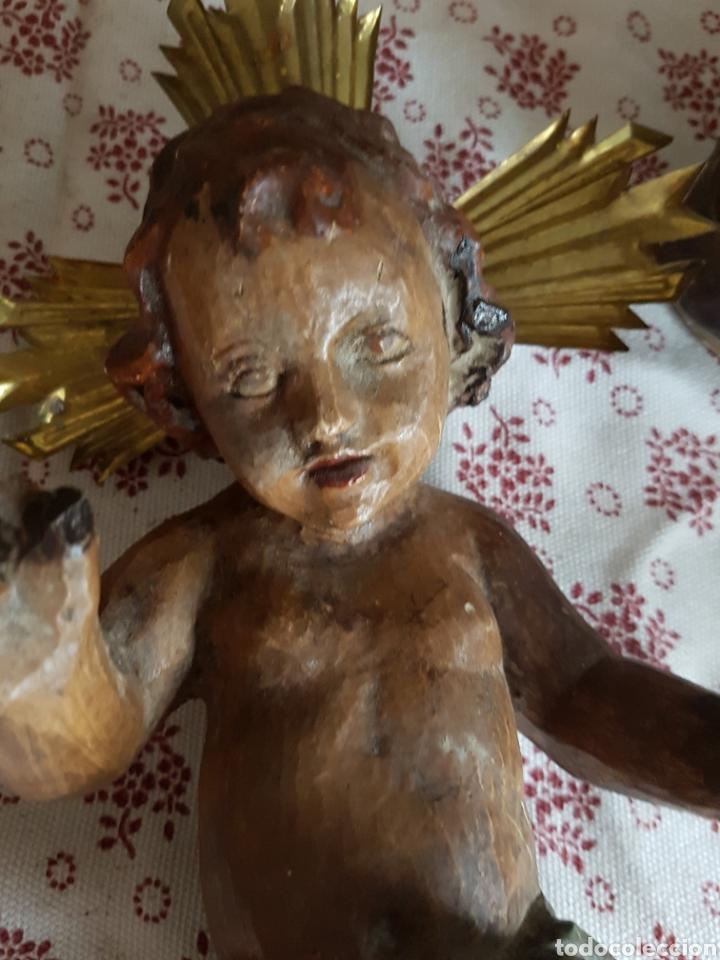 Figuras de Belén: Nacimiento, figuras de Belén de gran tamaño, San Jose 62cm. - Foto 37 - 117644259