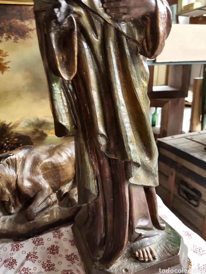 Figuras de Belén: Nacimiento, figuras de Belén de gran tamaño, San Jose 62cm. - Foto 42 - 117644259