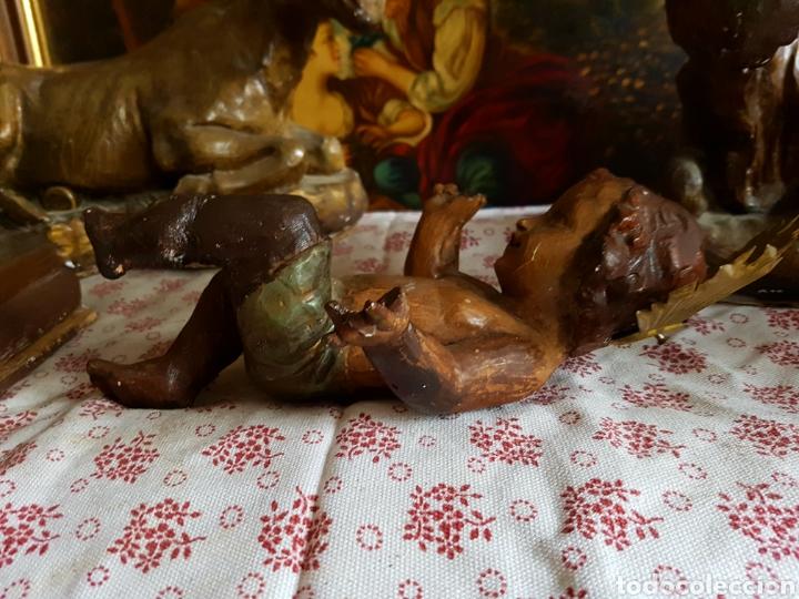 Figuras de Belén: Nacimiento, figuras de Belén de gran tamaño, San Jose 62cm. - Foto 44 - 117644259