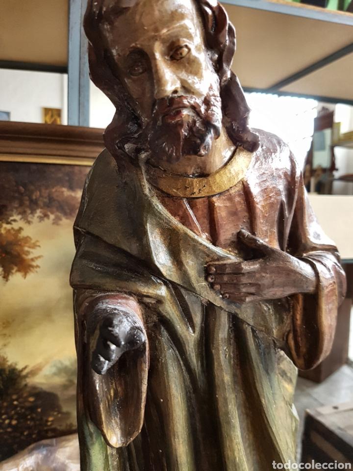 Figuras de Belén: Nacimiento, figuras de Belén de gran tamaño, San Jose 62cm. - Foto 47 - 117644259