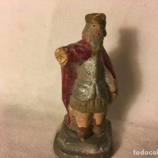 Figuras de Belén: ANTIGUA TERRACOTA (BARRO), ORIGINAL ESCENA DE BELEN, AÑOS 30. Lote 120958639