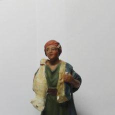 Figuras de Belén: FIGURA DEL BELEN OLOT 15. Lote 121535451