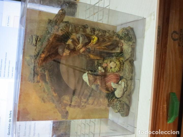 Figuras de Belén: NACIMIENTO DE BELEN EN SU CAJA IMPORTADOR JAVIER S.A. SEGOVIA - Foto 2 - 122864755