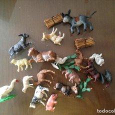 Figuras de Belén: LOTE ANIMALES PARA EL BELEN. Lote 126543371