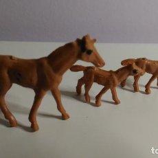 Figuras de Belén: LOTE FIGURAS ANIMALES PARA PORTAL BELEN NACIMIENTO. CABALLOS. 3. Lote 131352438