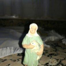 Figuren für Weihnachtskrippen - Figura de Belén en arcilla Terracota - 135348218