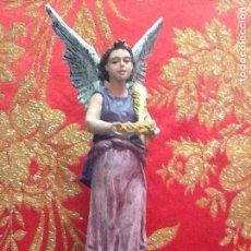 Figuras de Belén: FIGURA ANGEL PARA BELEN DE EDICIONES EL. PRADO FIRMADA J.L.MAYO. Lote 135499482