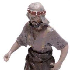 Figuras de Belén: FIGURA BELÉN LABRADOR SERIE 11 MAYO. Lote 137176982